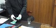 Паракор салыкчыны кармоо учуру. Атайын операция учурунда тартылган видео