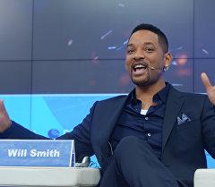 Американский актер Уилл Смит. Архивное фото