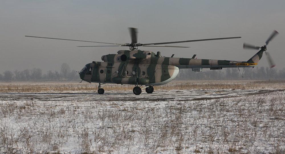 Учебно-тренировочные полеты воинской части №23565