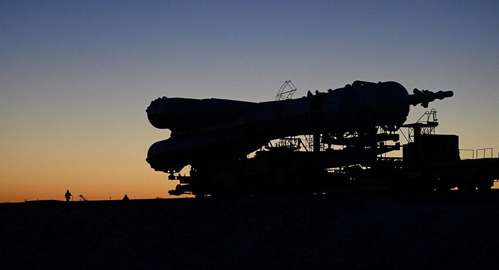 Ракета-носитель. Архивное фото