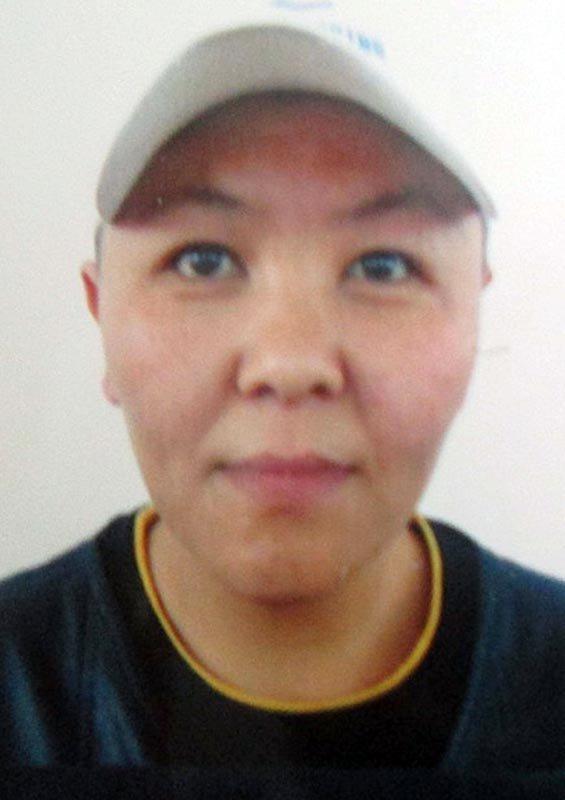 Сбежавшая из женской исправительной колонии №2 32-летняя Айгуль Андаева.