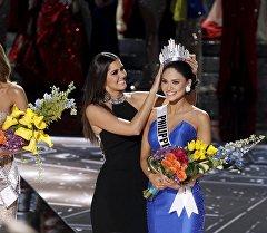 Финал конкурса Мисс Вселенная–2015