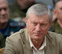 ЖККУ башкы катчысы Николай Бордюжа. Архив