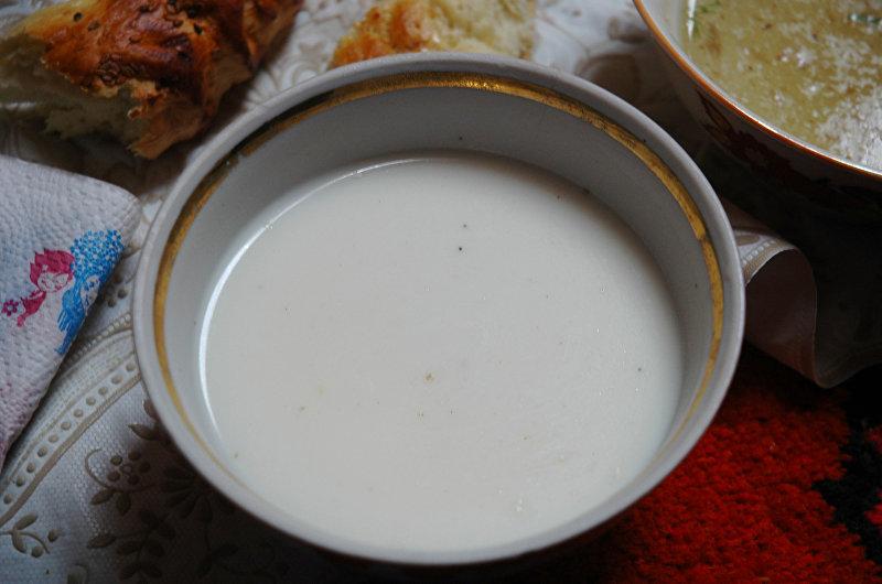Национальный напиток кыргызов — кумыс