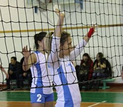 Волейболистка Юлианна Морозова. Архивное фото