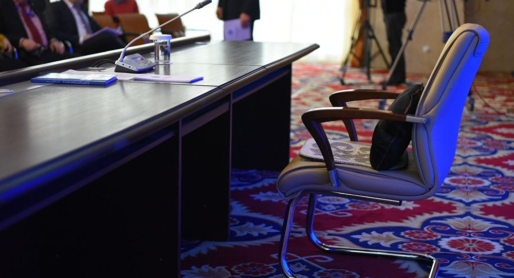 Кресло президента. Архивное фото