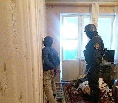 В Джалал-Абаде задержаны четверо подозреваемых в терроризме