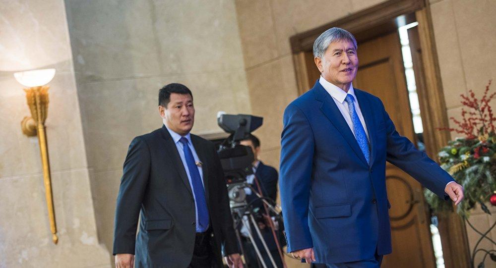 СиЦзиньпин пожелал выздоровления президенту Киргизии