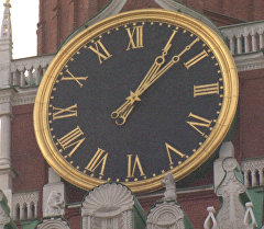 (Спутник)Как устроены кремлевские куранты на Спасской башне. Видеоэкскурсия