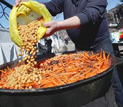 Празднование Навруза во Владивостоке