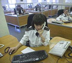 Россиянын ички иштер органынын кызматкерлери. Архив