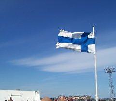 Финляндиянын желеги. Архив