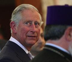 Принц Чарльз. Архивное фото