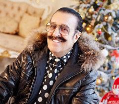 Россиялык ырчы Вилли Токарев. Архив