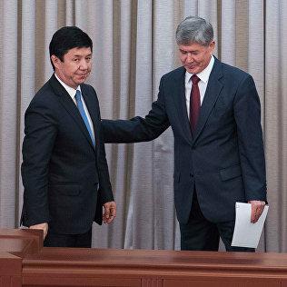 Премьер-министр принес присягу