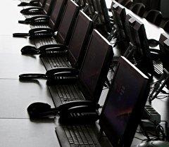 Компьютеры. Архивное фото