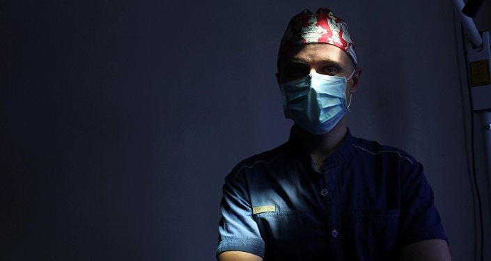 Пластический хирург Дмитрий Прокопьев.