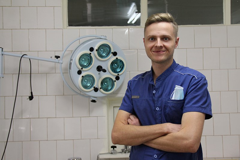 Пластический хирург Дмитрий Прокопьев