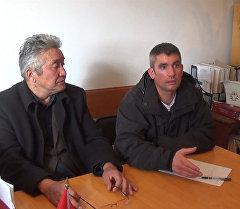 Чучукка мурдун чүйрүгөн Майкл Макфит кыргызстандыктардан кечирим сурад