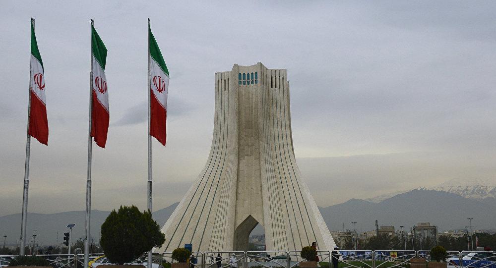 Тегеран шаары. Архив