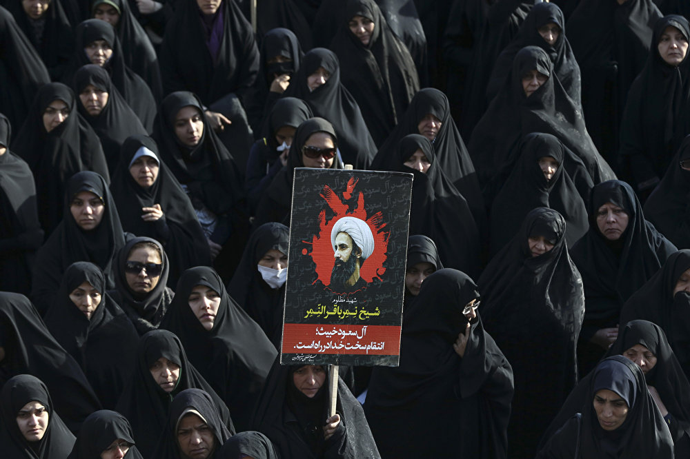 Акции протеста в Иране