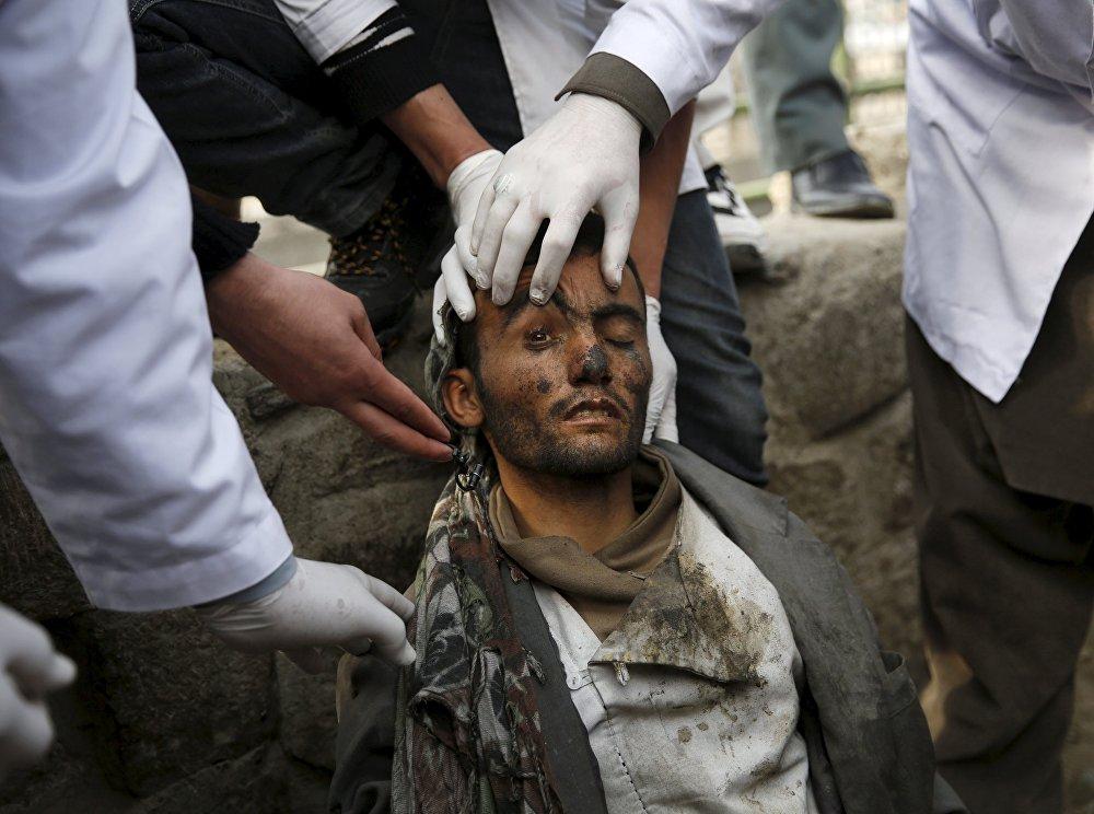 Проблемы наркомании в Афганистане