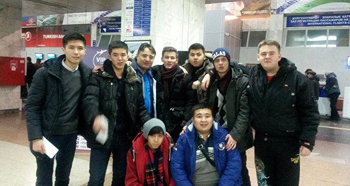 Сборная КВН Кыргызстана Бруклин. Архивное фото