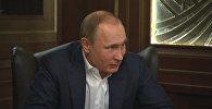 Странновато и унизительно – Путин о действиях Турции после инцидента с Су-24