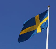 Швециянын желеги. Архив