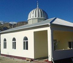 Лейлек районундагы Чоюнчу айылында курулган мечит
