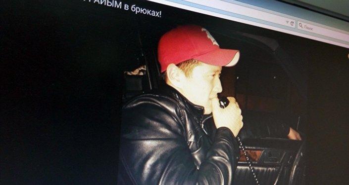 Youtube сайтындагы DRIVE2.KG колдонуучусунун Нурайым в брюках видеосунан алынган кадр. Архив