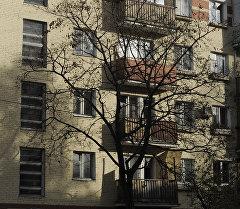 Жилой дом. Архивное фото