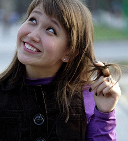 Телеведущая и блогер Нурайым Рыскулова. Архивное фото