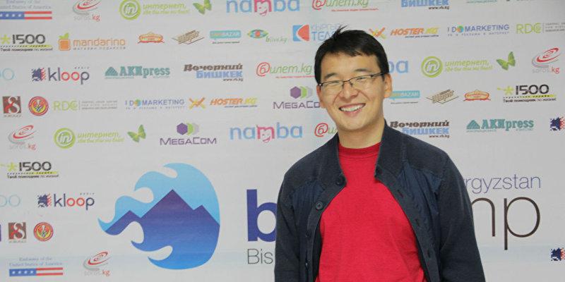 Кыргызстанец, работающий в компании Google, Тилек Мамутов
