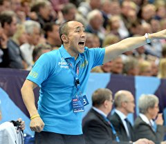 Талант Дүйшөбаев Польшанын гандбол боюнча курама командасынын башкы машыктыруучусу