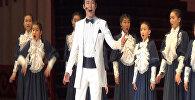 Детский хор Ак шоола отметил 30-летний юбилей концертом и песнями