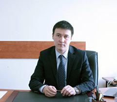 Глава энергетического холдинга Айбек Калиев. Архивное фото