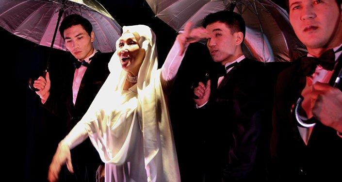 Государственный театр юного зрителя (ТЮЗ) имени Бакен Кыдыкеевой представит республику на Лондонском театральном фестивале.