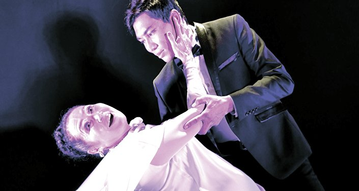 Авторитетные эксперты Британии отобрали спектакль Султана Раева Суфлер.
