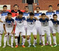 Кыргызстандын футбол боюнча жаштар командасы. Архив