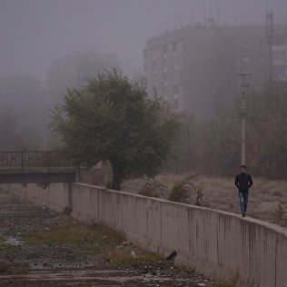 Окрестности Бишкека. Архивное фото