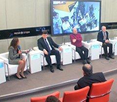 Круглый стол: Новые экономические реалии для стран ЕАЭС. Как справиться с финансовыми трудностями?