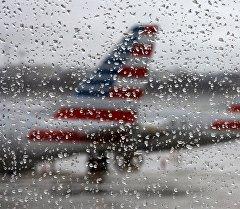 Вашингтондогу аэропорт. Архив