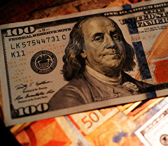 Доллар акчасы. Архив