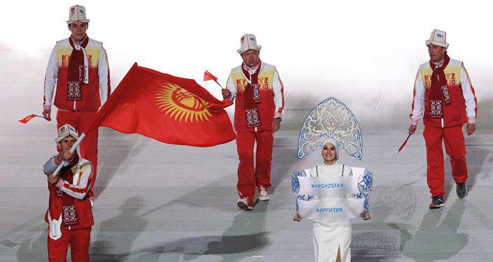 Кыргызстандын Сочи кышкы олимпиадасындагы курама командасы. Архивдик сүрөт