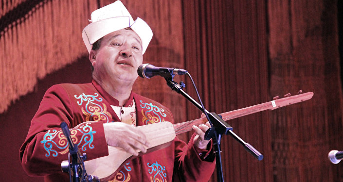 В южной столице прошли вечера памяти знаменитому поэту и композитору Кыргызстана Рыспаю Абдыкадырову