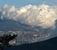 Вид на Крым. Архивное фото