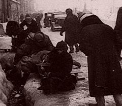 Трагедия города на Неве. Блокада Ленинграда в архивных кадрах