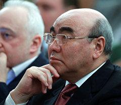 Кыргызстандын мурунку президенти Аскар Акаевдин архивдик сүрөтү