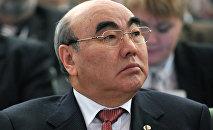 Бывший президент Аскар Акаев. Архивное фото